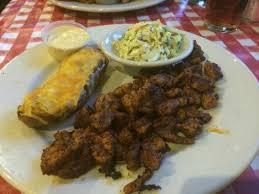alligator cuisine blackened alligator picture of mulate s cajun restaurant