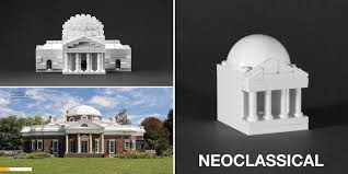 Neoclassical Architecture Nanoscale Models Of The Lego Architect U2013 Brick Architect
