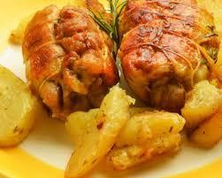 comment cuisiner des escalopes de poulet recette escalopes de poulet roulées au bacon et fromage