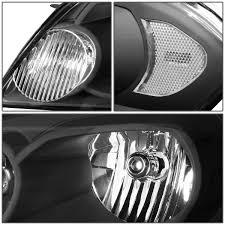 Monte Carlo Lights 12 Chevy Impala 06 07 Monte Carlo Crystal Headlights Clear