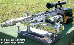 Shooting Bench Rest Reviews Seb Max Coaxial Front Rest U2014 Field Test Within Accurateshooter Com
