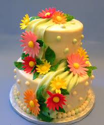 birthday cakes images captivating birthday cake and flowers cake