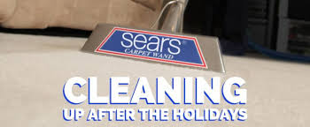 cleaning up after the holidays sears