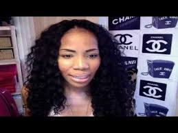 sew in wet and wavy 16in milky way fourbulous long style 16 18 in wet wavy day 4 youtube