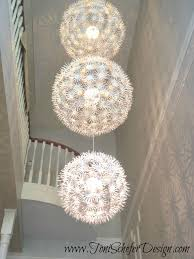 Ikea Stockholm Chandelier Awesome New Way To Use Maskros In A Large Space Ikea