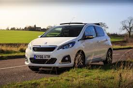 peugeot little car 2016 peugeot 108 allure top review a fine city companion