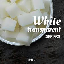 base cuisine white transparent soap base เบส สบ ขาว sls free whipping foam ฟอง