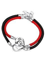 sterling silver love heart bracelet images 25 best couple bracelets images matching couple jpg