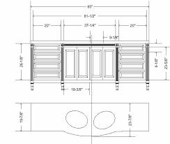 bathroom vanity design plans brilliant bathroom vanity cabinet blueprint home decoration on