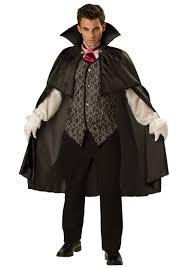 halloween ties midnight vampire costume