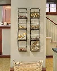 kitchen wall storage ideas martha s vintage wall rack wall racks vintage walls and televisions