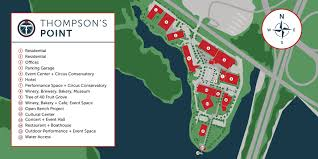 Portland Brewery Map by Thompson U0027s Point Development In Portland Maine