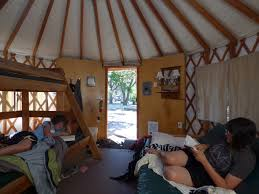 Florida State Parks Camping Map by 5 Oregon State Parks That Offer Cabin And Yurt Camping