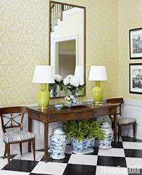 elegant interior and furniture layouts pictures entryway console