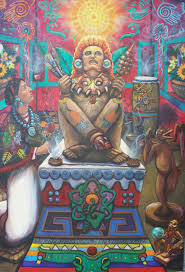 aztec mythology reexamined the gods the lone in a crowd