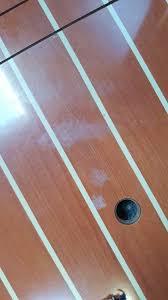 hunter 49 glossy laminate floor repair sailboatowners com forums