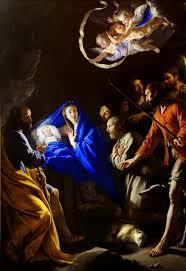 mystics of the church the birth of jesus as shown to maria valtorta