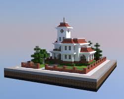 a victorian mansion minecraft