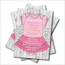 baby girl invitations 20pcs lot baby girl pink dress baby shower invitations princess