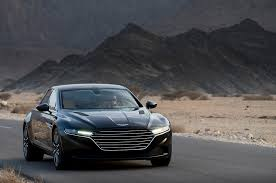 aston martin sedan aston martin lagonda officially shown in oman