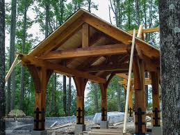timber frame truss system which one will you choose