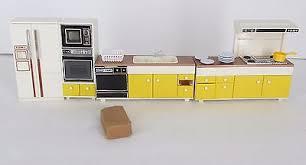 dollhouse kitchen furniture doll house kitchen cool kiwarm scale dollhouse miniature