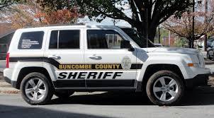 police jeep buncombe county