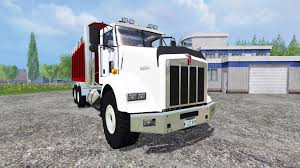 buy kenworth t800 kenworth t800 dumper v2 0 for farming simulator 2015