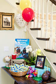 balloons for him friyay partying with puppy dog pals in the