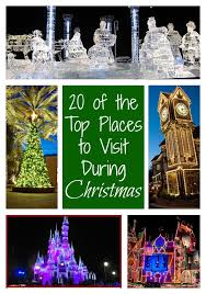 20 of the top places to travel during the season