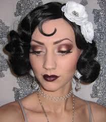20 s halloween costumes glitter is my 1920 u0027s flapper makeup costume look