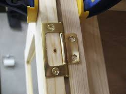 non mortise cabinet hinge mighty river design works installing non mortise hinges on inset