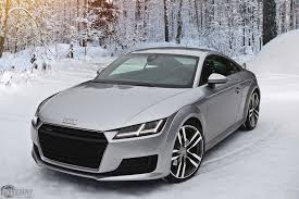 audi advertisement 2015 audi tt specs and photos strongauto
