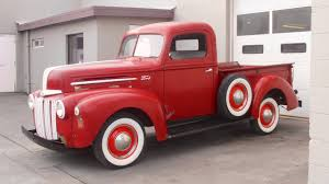 Vintage Ford Truck Signs - 1947 ford pickup truck restoration youtube