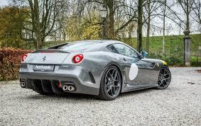 grey ferrari for sale low km ferrari 599 gto 1 of 599 made performancedrive