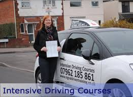 intensive driving courses in lichfield