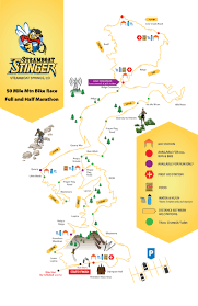 Race Map 2018 Steamboat Stinger