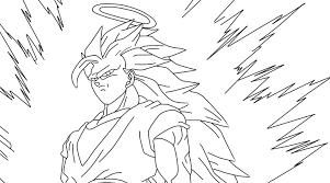 9 images of bardock super saiyan coloring pages dbz bardock ssj