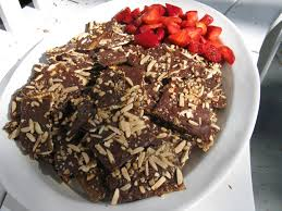 caramel chocolate matzo brittle a serious hit on the passover
