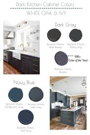 best paint color for gray kitchen cabinets the best navy blue and gray benjamin colors for
