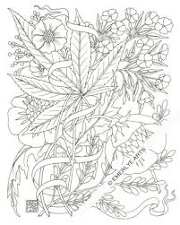 pot leaf coloring pages pertaining to household cool coloring