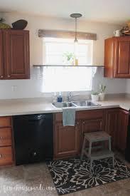 Rustic Kitchen Backsplash Rustic Kitchen Transformation Progress F A R M H O U S E M A D E