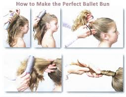 How To Make The Perfect Resume How To Make The Perfect Ballet Bun Gulfshore Ballet