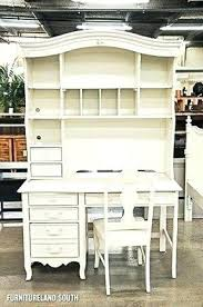 White Desk With Hutch And Drawers Desk With Drawers Sgmun Club