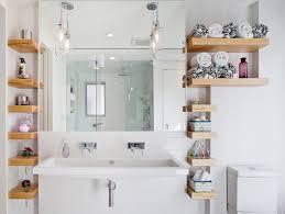 White Shelves For Bathroom - wall shelf bathroom simple home design ideas academiaeb com