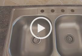 kitchen faucet install how to install a single handle kitchen faucet at the home depot