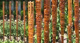 Free Wood Carving Patterns For Walking Sticks by Woodwork Images