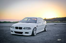 bmw m3 slammed bmw e46 m3 featuring ksport true rear integrated coilover system