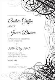free wedding invitations templates reduxsquad com
