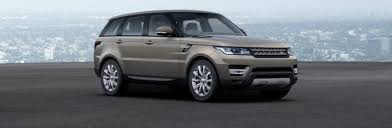bronze range rover range rover sport colours guide carwow
